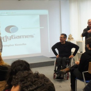 Job-Talk mit Christopher Kassulke, CEO von HandyGames