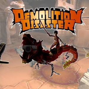 Game Design Demolition Disaster